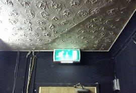 Asbestos in Artex ceiling